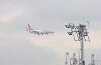 'İstanbul Havalimanı'na uçaklar inemiyor' iddiasına açıklama