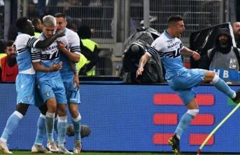 İtalya Kupası Lazio'nun