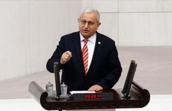 İYİ Parti'li Nuhoğlu'na TBMM'den iki birleşim çıkarma ceza