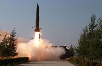 Japonya'dan Kuzey Kore'ye 'füze' tepkisi