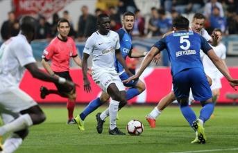 Kasımpaşa ile Atiker Konyaspor puanları paylaştı