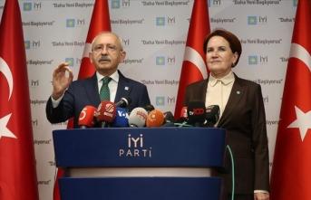 Kılıçdaroğlu ve Akşener Samsun'da halkla iftar yapacak