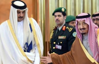 Körfez krizinde yumuşama sinyali! Suudi Arabistan ve Bahreyn katılım gösterdi