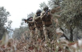 Kuzey Irak'a dev operasyon! Havadan ve karadan girildi
