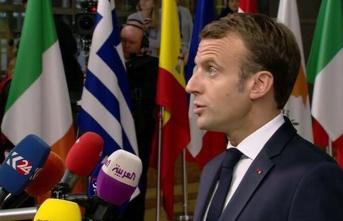 Macron'dan DEAŞ mesajı: Bu savaş bitmedi