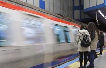 Metro seferlerine 'Ramazan' ayarı