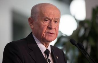 MHP Genel Başkanı Bahçeli'den 'İstanbul'un fethi' paylaşımı