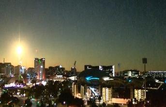 NASA açıkladı: Meteor nükleer bomba gücünde