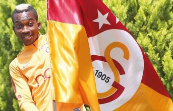 Onyekuru'dan Galatasaray'la ilgili samimi açıklamalar