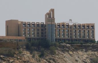 Pakistan'da 5 yıldızlı otele silahlı saldırı!