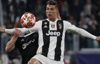 Ronaldo'dan Filistin'e bir yardım daha!