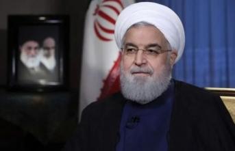 Ruhani'den ABD'ye yanıt: Bugünkü şartlar...