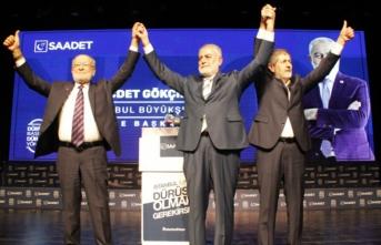 Saadet Partisi'nden flaş İstanbul kararı!