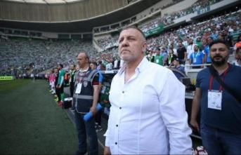 Son dakika! Bursaspor'da Mesut Bakkal istifa etti