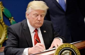 Tansiyon düşmüyor... Trump'tan yeni hamle: Ve imzayı attı