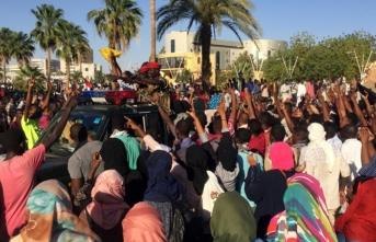 Sudan'da yeniden genel grev