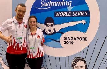 Sümeyye Boyacı, Singapur'da altın madalya kazandı