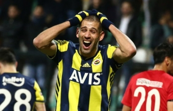 Süper Lig ekibi Slimani'nin peşinde