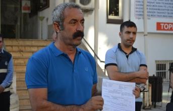 TKP'li Maçoğlu'ndan skandal uygulama! Şehit babası dinlemedi