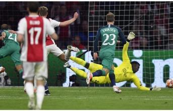 Tottenham, tarih yazıp finale çıktı! 5 gol