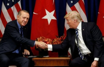 Trump'tan Erdoğan'a 'Gölge' teşekkürü