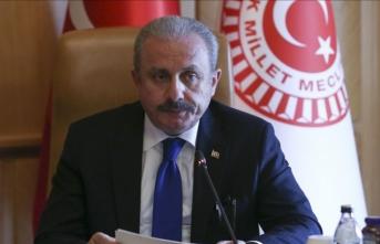 'Türkiye bugün, bir umudun, bir hamlenin ve insanlık davasının adıdır'