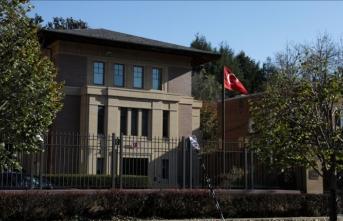 Türkiye'nin Washington Büyükelçiliğinden ABD Dışişleri Bakanlığı Sözcüsüne tepki