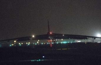 'Uçan kaleler' Katar'a vardı