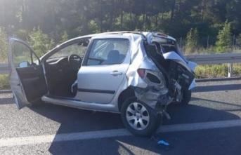 Ümraniye'de feci kaza: Ölü ve yaralılar var!