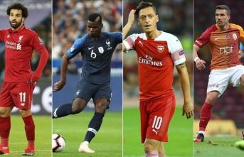 Ünlü futbolculardan Ramazan mesajı