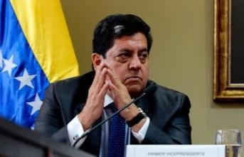 Venezuela'da Ulusal Meclis Başkan Yardımcısına gözaltı