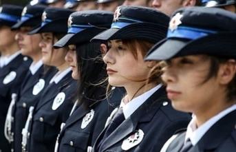 '3 bin kadın polis alacağız'