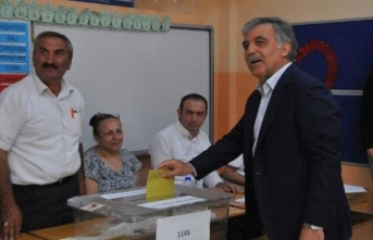 Abdullah Gül'den ilk açıklama