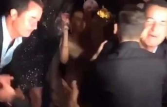 Acun Ilıcalı, Mesut Özil'in düğününde kendinden geçti | VİDEO