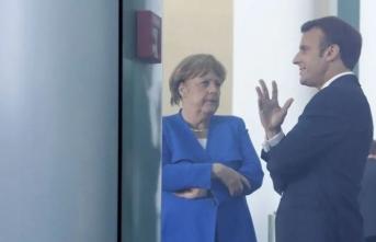 Almanya ile Fransa arasında AB krizi