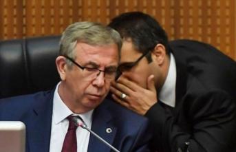 Ankara'da koltuklar paylaşılamadı! Ortalık karıştı