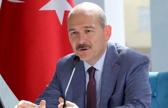 Bakan Soylu'dan İmamoğlu ve Koç'a eleştiri