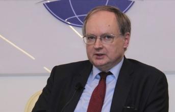 Berger: Türkiye'ye desteğimizi sürdüreceğiz