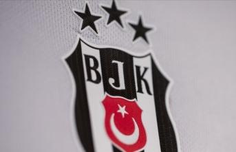 Beşiktaş'tan Medipol Başakşehir'e teşekkür