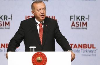 'Bu milletin en büyük gücü birliği ve kadim kardeşliğidir'