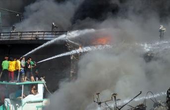 Çakmak fabrikasında büyük facia: 30 kişi öldü