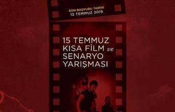 Cumhurbaşkanlığından 15 Temmuz konulu kısa film ve senaryo yarışması