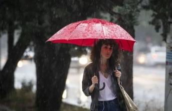 Dikkat Meteoroloji uyardı! Türkiye'nin tamamı sağanak yağışlı