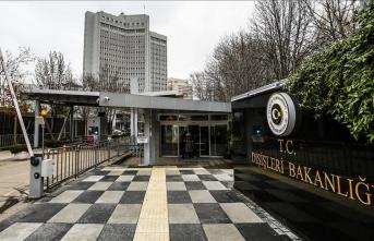 Türkiye'den ABD'ye FETÖ tepkisi