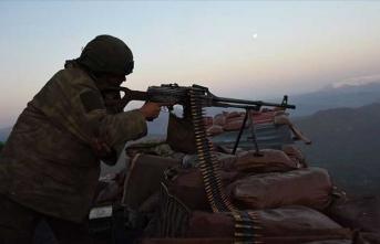 Diyarbakır'da PKK'ya hava destekli operasyon