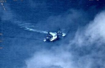 Dünya şokta! ABD ve Rus savaş gemileri birbirine girdi