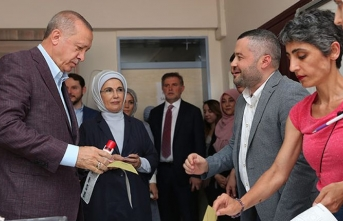 Erdoğan'dan seçim sonucu değerlendirmesi