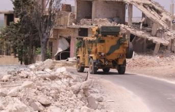 Esad rejiminden TSK noktasına saldırı! 1 asker şehit...