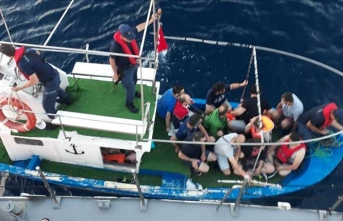 Firari FETÖ'cüler Yunanistan'a kaçamadan yakalandı
