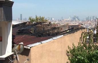 Gaziosmanpaşa'da yangın: 200'e yakın...